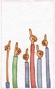 dedos largos